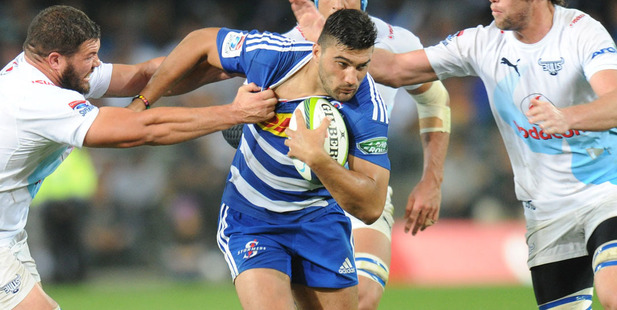 The Stormers and the Bulls clash in round one. Photo /Getty