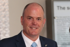 Todd Muller, Bay of Plenty MP