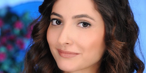 Cansu Cabuk is an intern doctor at a hospital in Turkey. Photo / Supplied