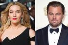 Oscar nominees Eddie Redmayne, Leonardo DiCaprio and Kate Winslet. Photos / Getty