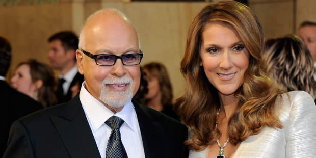 Celine Dion has taken the stage for the first time since her husband Rene Angelil's death. Photo / Getty