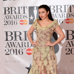 Brit awards 2016: Best dressed Charli XCX. Photo / Getty Images