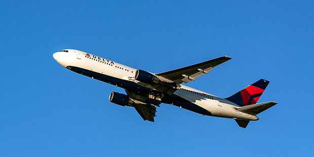 Delta airlines went the extra mile for a nursing mum. Photo / Getty Images