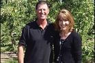 Supreme Award winners Graham and Marian Hurst.