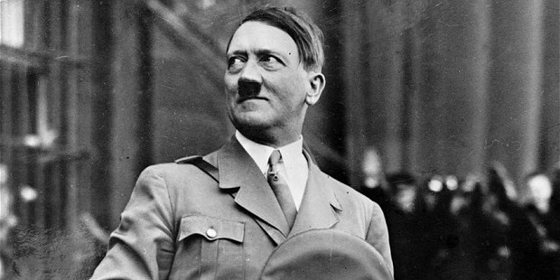 Historians Jonathan Mayo and Emma Craigie claim they have uncovered medical records which confirm the Fuhrer's embarrassing deformity. Photo / AP