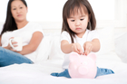 Kids (and parents) get quite excited when they see their KiwiSaver funds growing. Photo / iStock