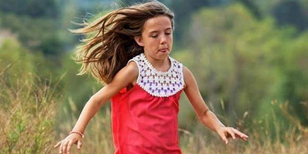 "Kiera Larsen has been hailed a hero and a ""guardian angel"". Photo / gofundme.com"