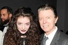 Kiwi star Lorde took to the stage at the Brit Awards to perform a tribute to late singer David Bowie.