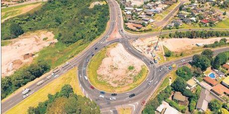 Maungatapu roundabout