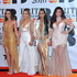 Jade Thirlwall, Perrie Edwards, Leigh-Anne Pinnock and Jesy Nelson from Little Mix. Photo / Getty Images