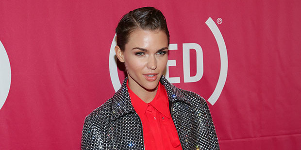 Ruby Rose. Photo / Getty Images