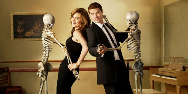 The TV show Bones, starring Emily Deschanel and David Boreanaz, is coming to an end.