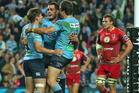 The Waratahs host rivals the Reds. photo / Getty