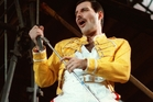 The late Freddie Mercury: a new golden era of music beckons in 2017. Photos / AP, File