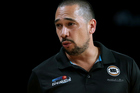 Breakers head coach Paul Henare in action against Perth Wildcats. Photo/Photosport