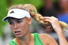 Danish tennis player Caroline Wozniacki. Photo / Photosport
