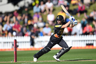 Wellington skipper Hamish Marshall will be opening for the Firebirds. Photo / Photosport