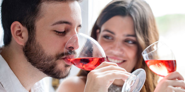 Men are a bad influence on their other halves when it comes to alcohol consumption. Photo / 123RF
