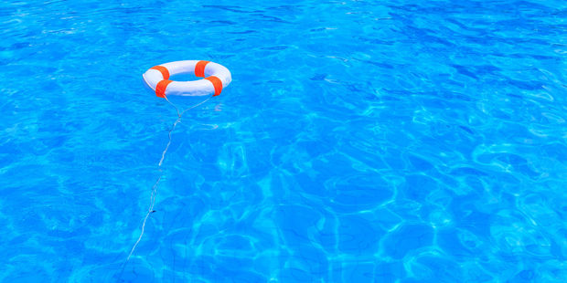 Water Safety New Zealand is urging Kiwis to keep air loungers on land. Photo / 123RF