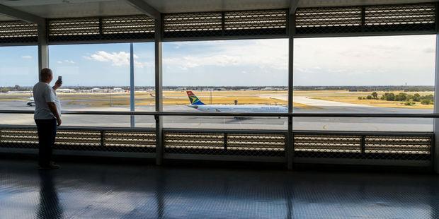 Perth Airport. Photo / 123RF
