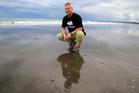Phil McCabe, chairman of Kiwis Against Seabed Mining (KASM) Photo/Stuart Munro