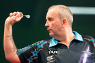 Phil Taylor. Photo / Nick Reed
