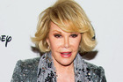 TV personality Joan Rivers. Photo / AP
