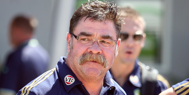 Australian great David Boon.