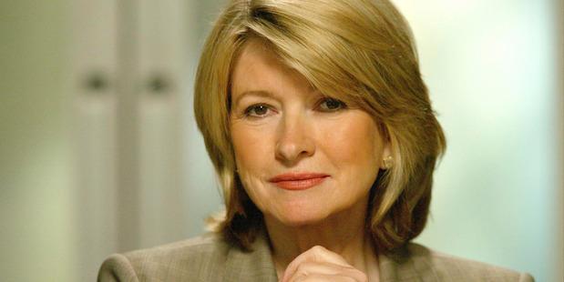 Martha Stewart. Photo / Supplied