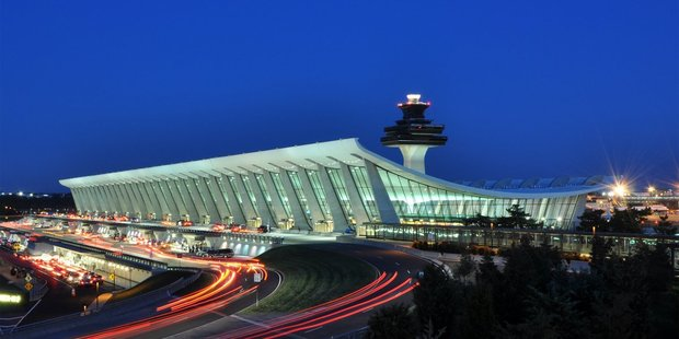 Dulles Airport. Photo / Twitter