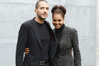 Janet Jackson and Wissam al Mana. Photo / Getty Images