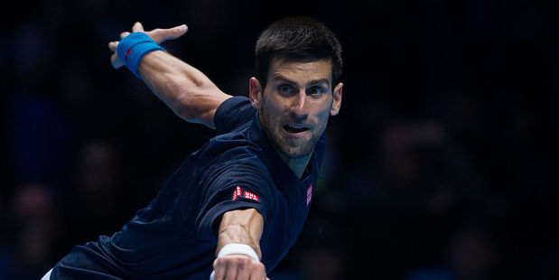 Tennis world number two Novak Djokovic. Photo / Getty Images