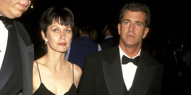 Mel Gibson and Robyn Moore had Hollywood's most expensive divorce. Photo / Getty Images