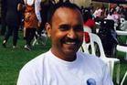 Khailesh Thanabalasingham secretary for the New Zealand Refugee council lost his son, wife and mother-in-law in a fire. PHOTO/supplied