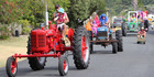 View: Taupo Bay's Tractor Spectacular