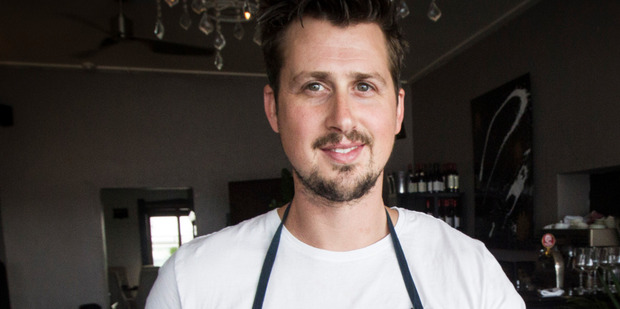 Loading Chef Phil Clark. Photo / Jason Oxenham