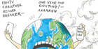 View: Cartoon: 2017 - Post-truth era