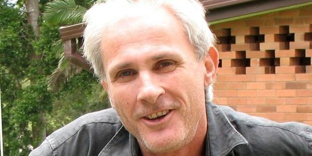 Child Recovery Australia's Col Chapman. Photo / Supplied