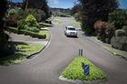 Hazelnut Way may be Tauranga's steepest street. Photo/Andrew Warner.