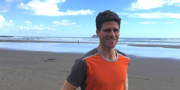 Runner and conservationist Alex Asher will be passing through Whanganui this weekend on his quest to save our coastlines.