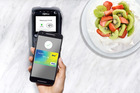 BNZ Android Pay works the same way as contact less cards. Photo / supplied