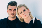 The Broods played at ASB Baypark last night. Photo/file