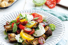 Annabel Langbein's vege barbecue basics