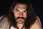 Steven Adams of the Oklahoma City Thunder poses for a portrait during 2016 NBA Media Day. Photo/Getty Images