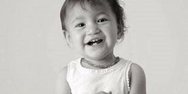 Tyler Te Ruru Ahurei Davis, 2, was the youngest victim in this year's holiday road toll. Photo / Givealittle