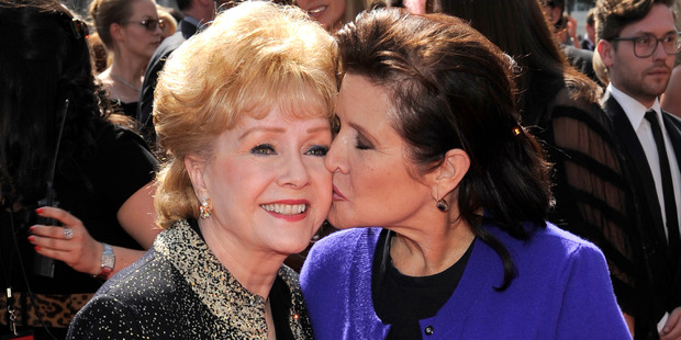 Meryl Streep Asked To Give Eulogy At Carrie Fisher/Debbie Reynolds Memorial