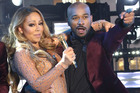 Mariah Carey has reportedly fired her long-time creative director Anthony Burrell after her disastrous New Year's Eve performance in Times Square. Photo / AP