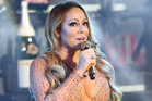 Mariah Carey performs at the New Year's Eve celebration in Times Square on Saturday, Dec. 31, 2016, in New York. Photo / Invision via AP