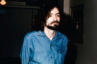 Charles Manson during his trial in 1970. Photo / AP