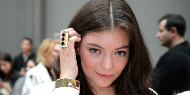 Lorde, seen here in 2015, has been working on new music for several years now. Photo/AP